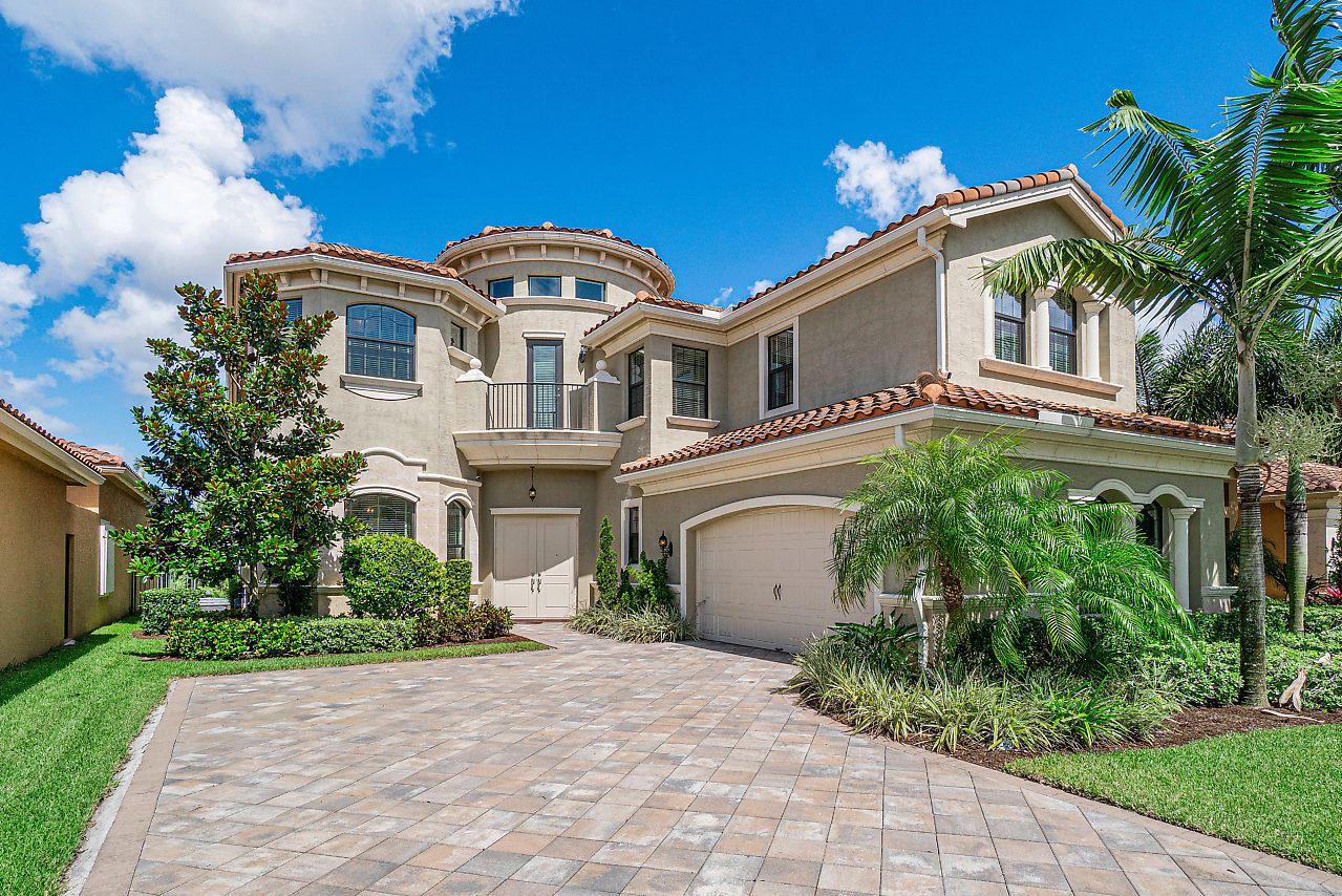 16586 Ambassador Bridge Road, Delray Beach, FL 33446 - #: RX-10630701