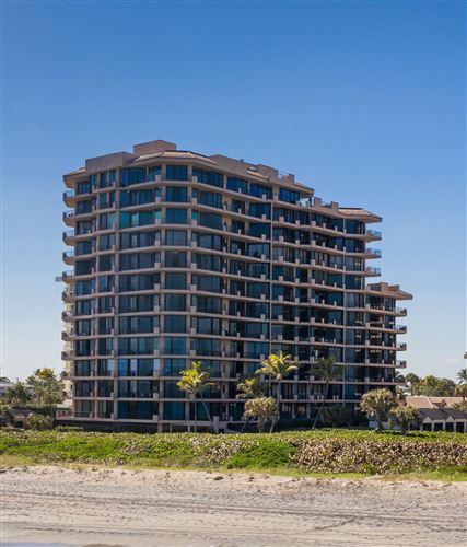 Photo of 530 Ocean Drive #303, Juno Beach, FL 33408 (MLS # RX-10690702)