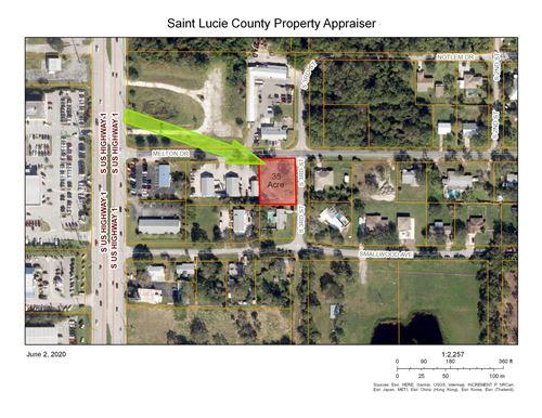 Photo of 186 Melton Drive, Fort Pierce, FL 34982 (MLS # RX-10735702)