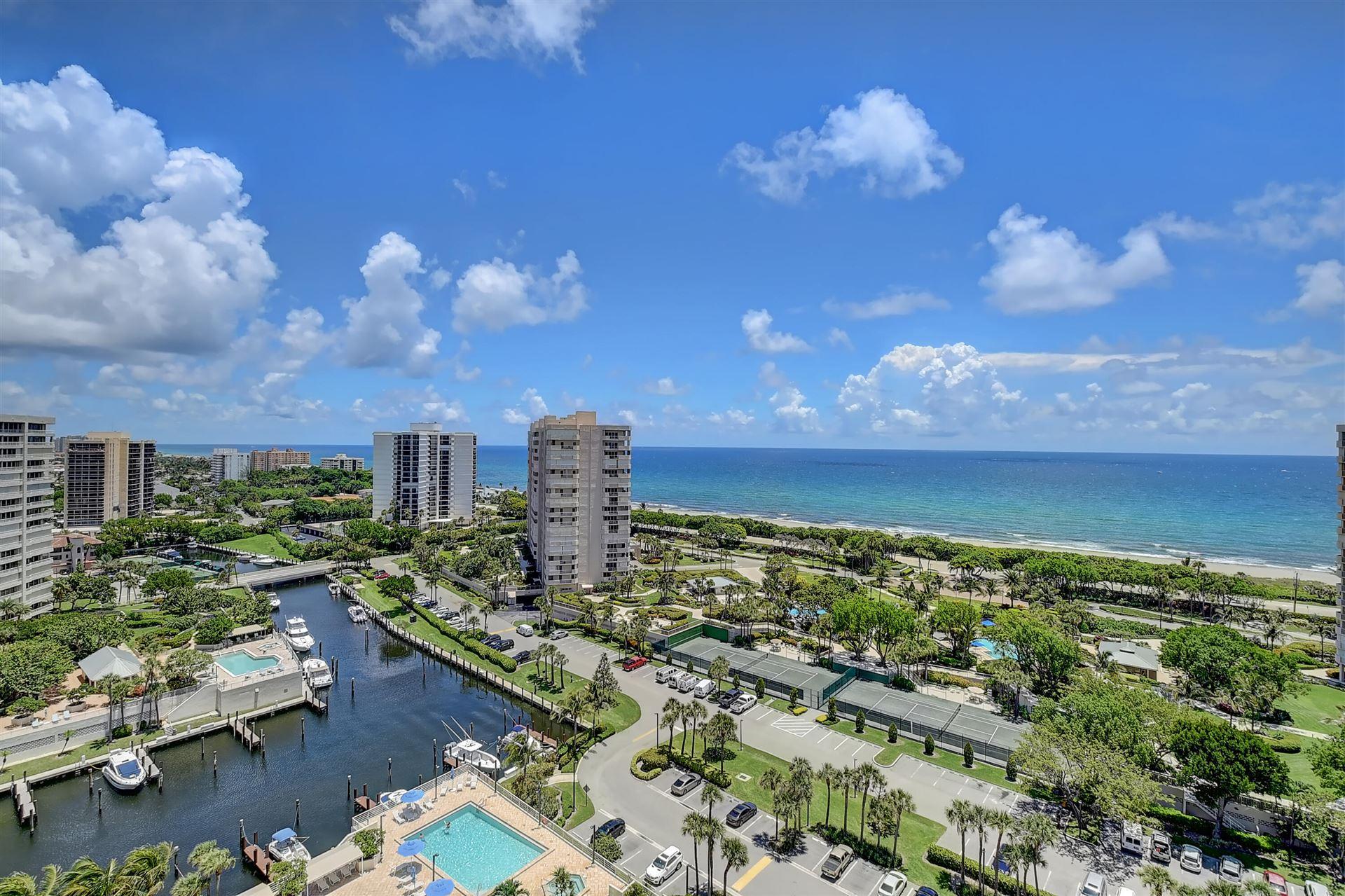 4101 N Ocean Boulevard #1707, Boca Raton, FL 33431 - MLS#: RX-10731702