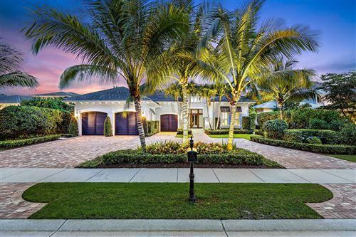 Photo of 12205 Plantation Way, Palm Beach Gardens, FL 33418 (MLS # RX-10628703)
