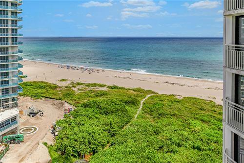 Photo of 3000 N Ocean Drive #14-B, Singer Island, FL 33404 (MLS # RX-10652703)