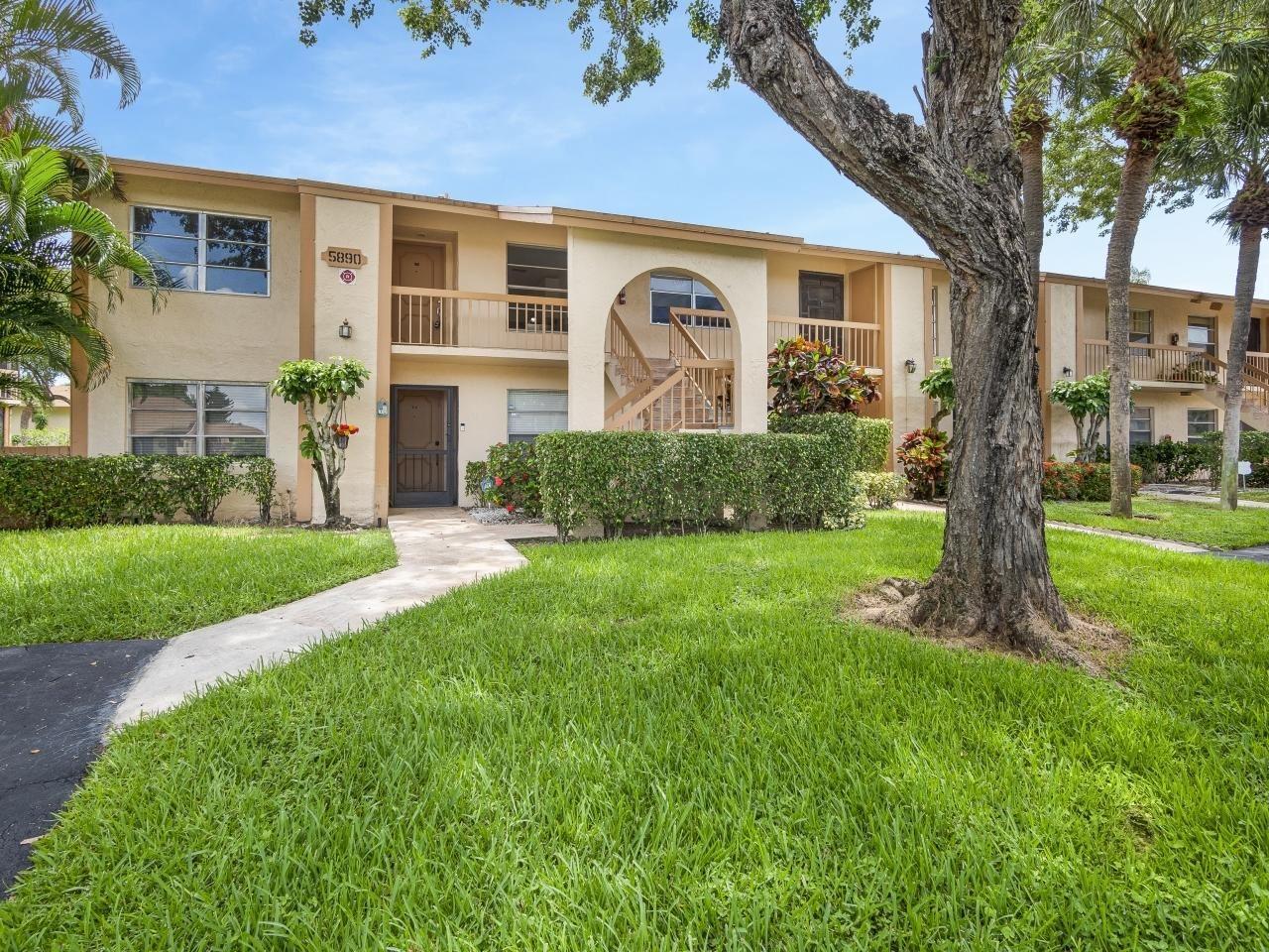 5890 Sugar Palm Court #E, Delray Beach, FL 33484 - MLS#: RX-10730703
