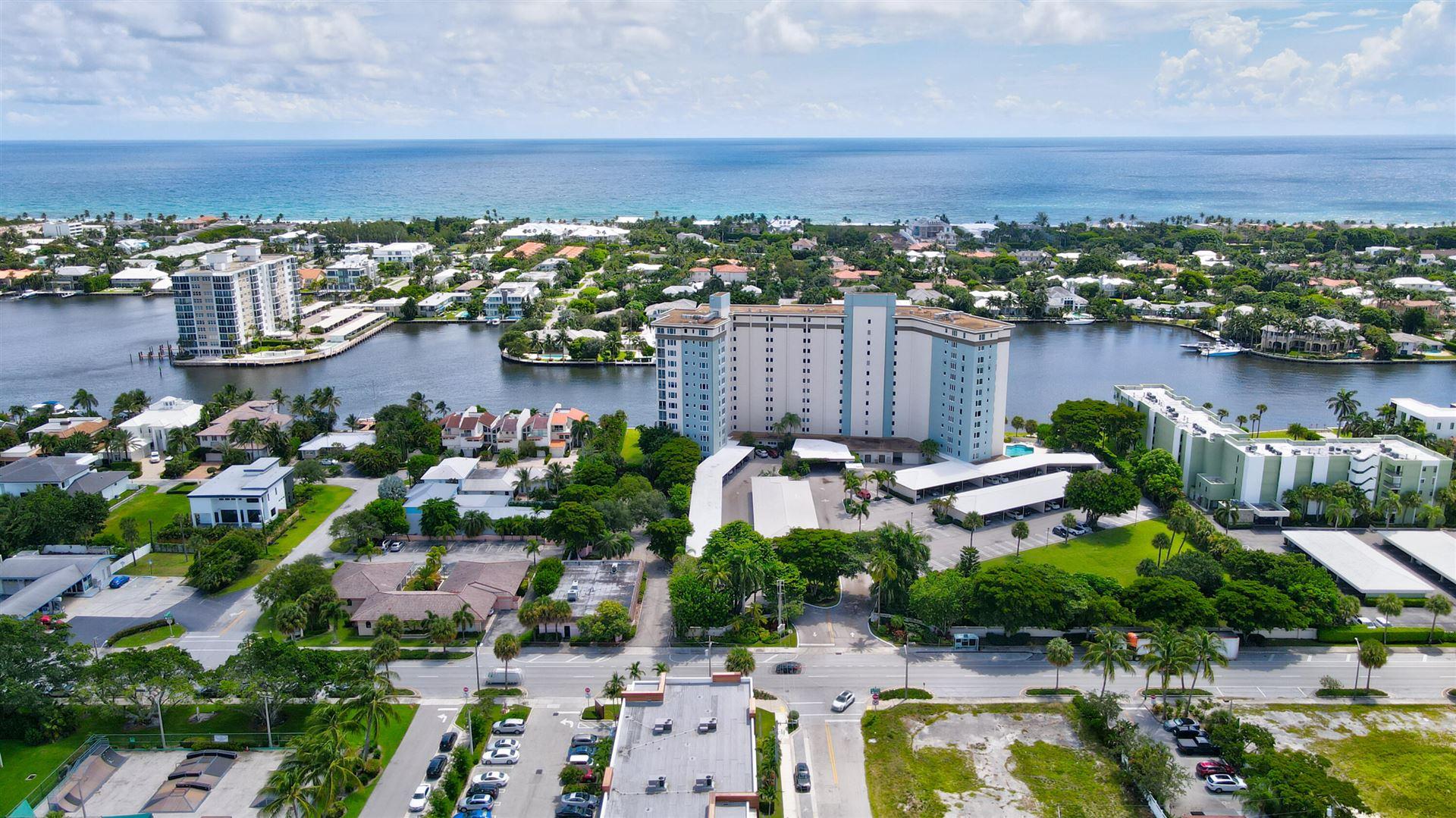 555 SE 6th Avenue #12g, Delray Beach, FL 33483 - MLS#: RX-10742703