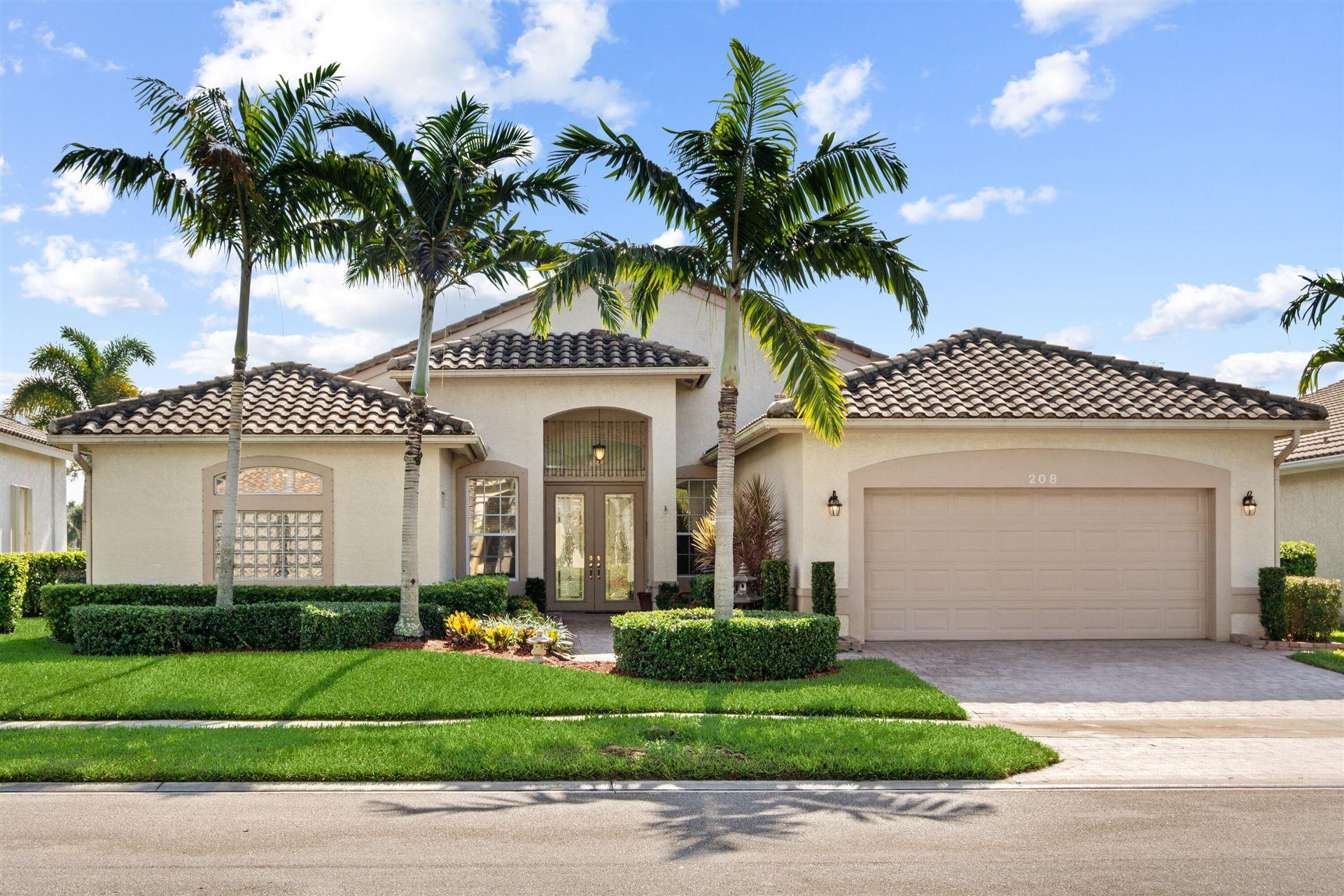 208 NW Liseron Way, Port Saint Lucie, FL 34986 - MLS#: RX-10745703