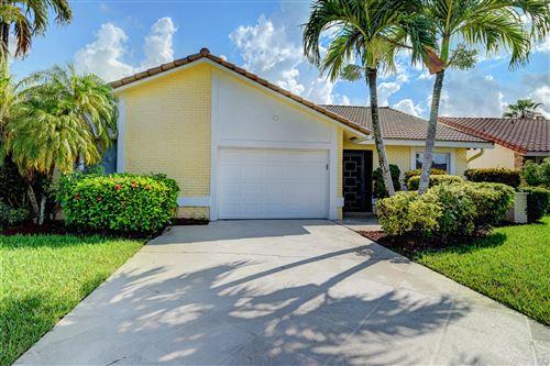 Photo of Listing MLS rx in 10083 Camelback Lane Boca Raton FL 33498