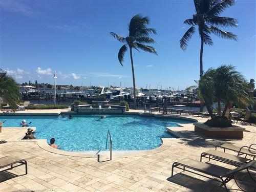 Foto de inmueble con direccion 180 Yacht Club Way #307 Hypoluxo FL 33462 con MLS RX-10654704
