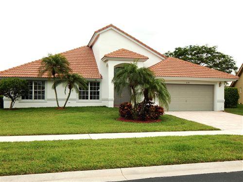 Photo of 6130 Pitch Lane, Boynton Beach, FL 33437 (MLS # RX-10721704)