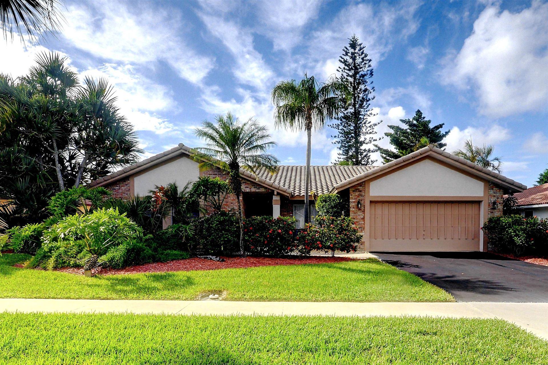 20007 Back Nine Drive, Boca Raton, FL 33498 - #: RX-10670704