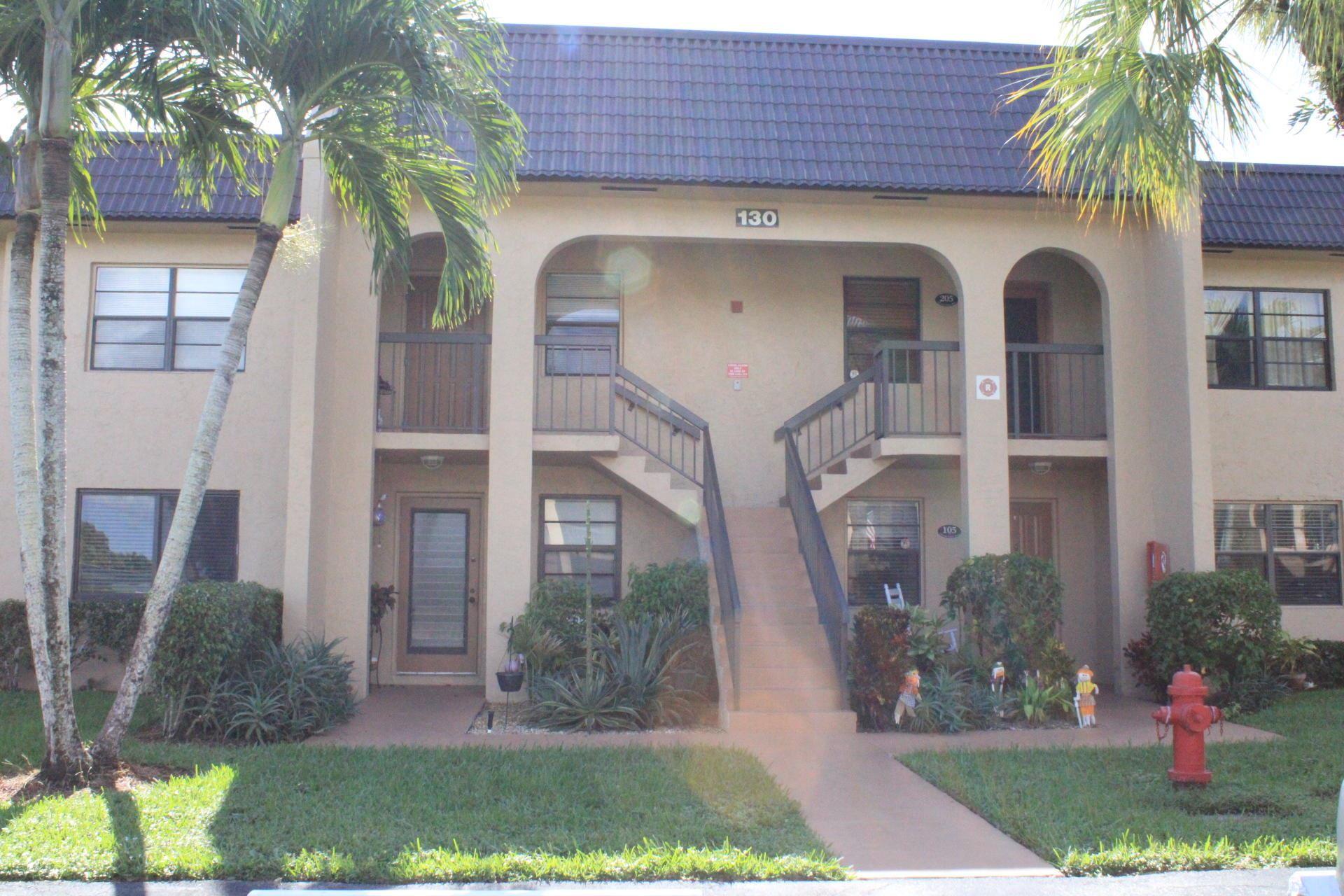 130 Lake Nancy Drive #105, West Palm Beach, FL 33411 - #: RX-10671704