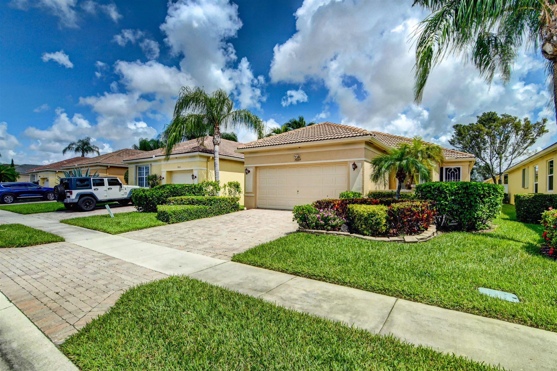 7029 Del Corso Lane, Delray Beach, FL 33446 - #: RX-10732704