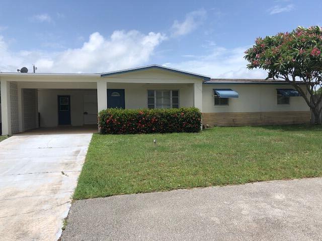 1740 NE Media Avenue, Jensen Beach, FL 34957 - #: RX-10737704