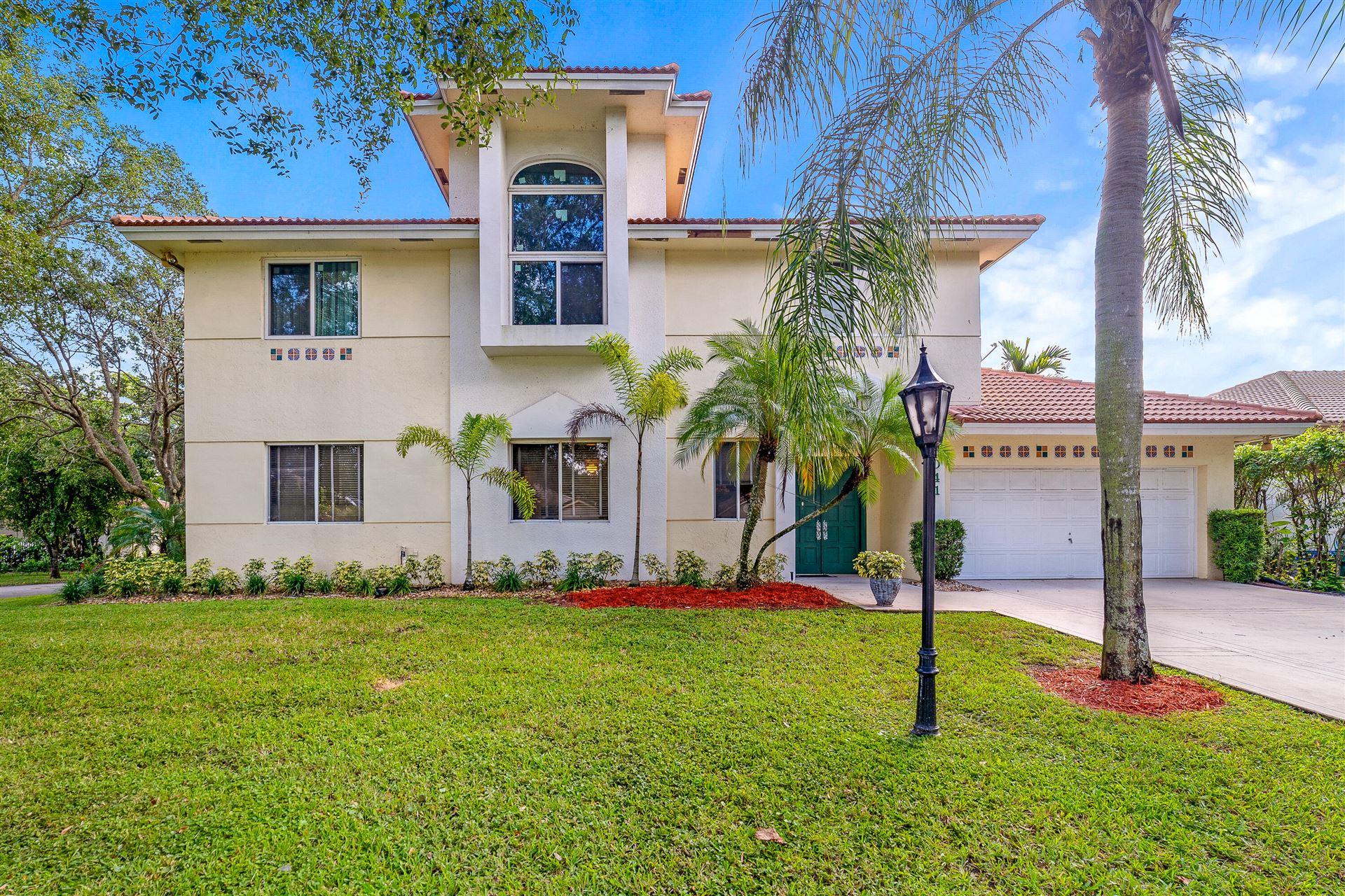 5041 Chardonnay Drive, Coral Springs, FL 33067 - MLS#: RX-10750704
