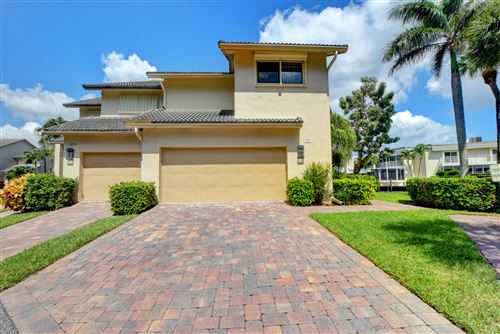 Photo of 1057 Boca Cove Lane, Highland Beach, FL 33487 (MLS # RX-10656705)