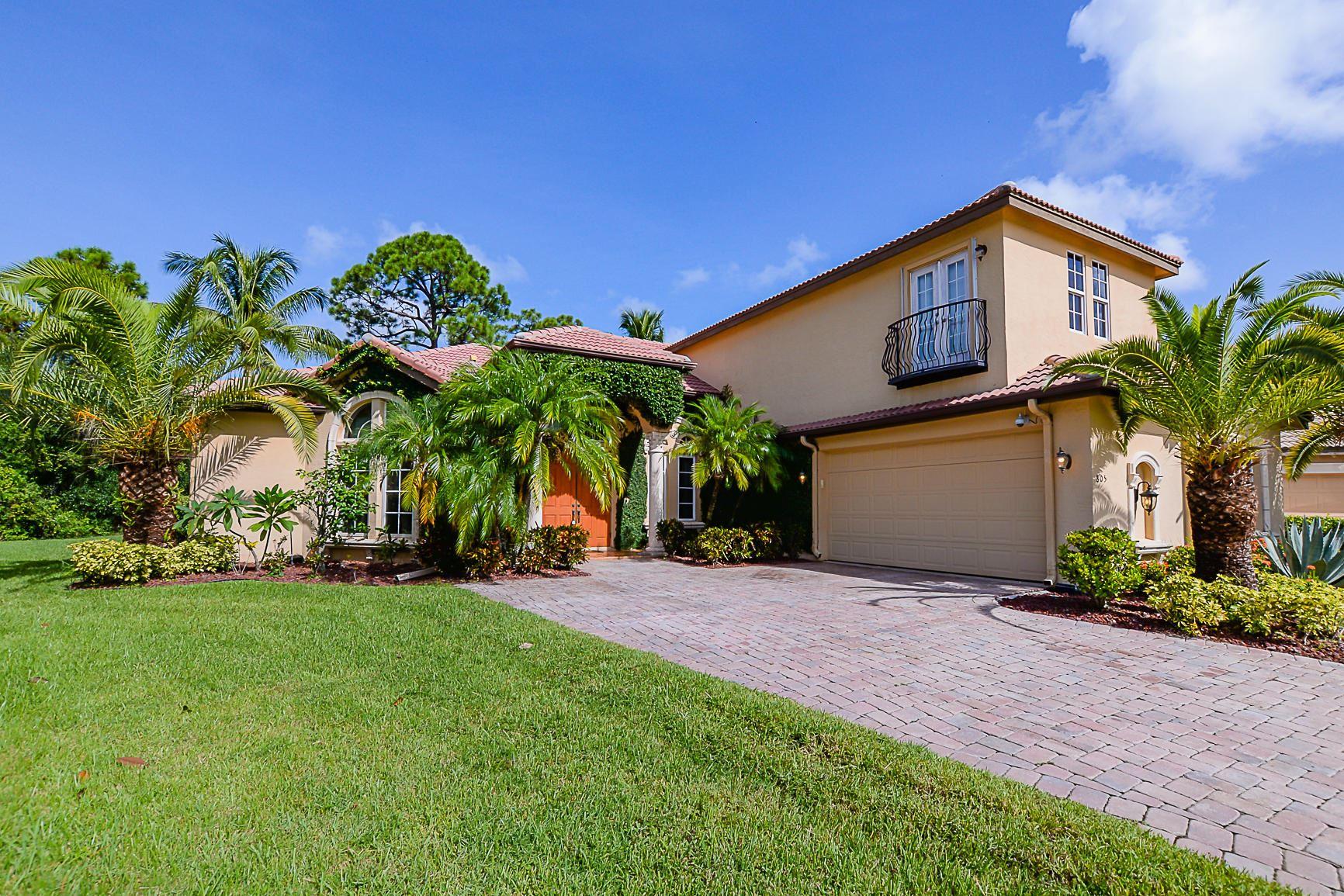 Photo of 805 SW Classico Court, Port Saint Lucie, FL 34986 (MLS # RX-10650705)