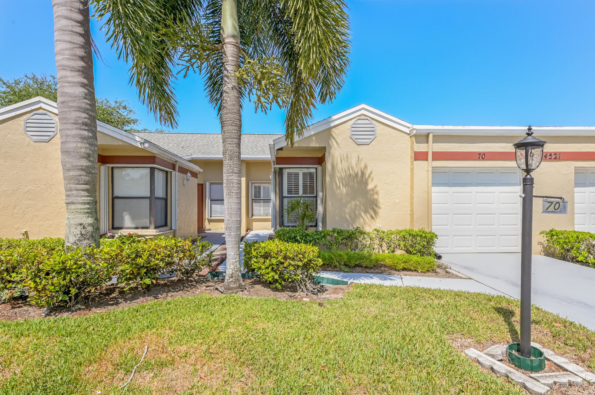 4521 Challenger Way #70, West Palm Beach, FL 33417 - MLS#: RX-10753705