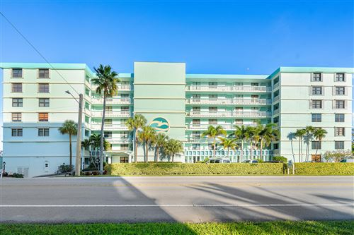 Photo of 900 Ocean Drive #402, Juno Beach, FL 33408 (MLS # RX-10491706)