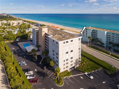 Photo of 911 Ocean Drive #801, Juno Beach, FL 33408 (MLS # RX-10675706)