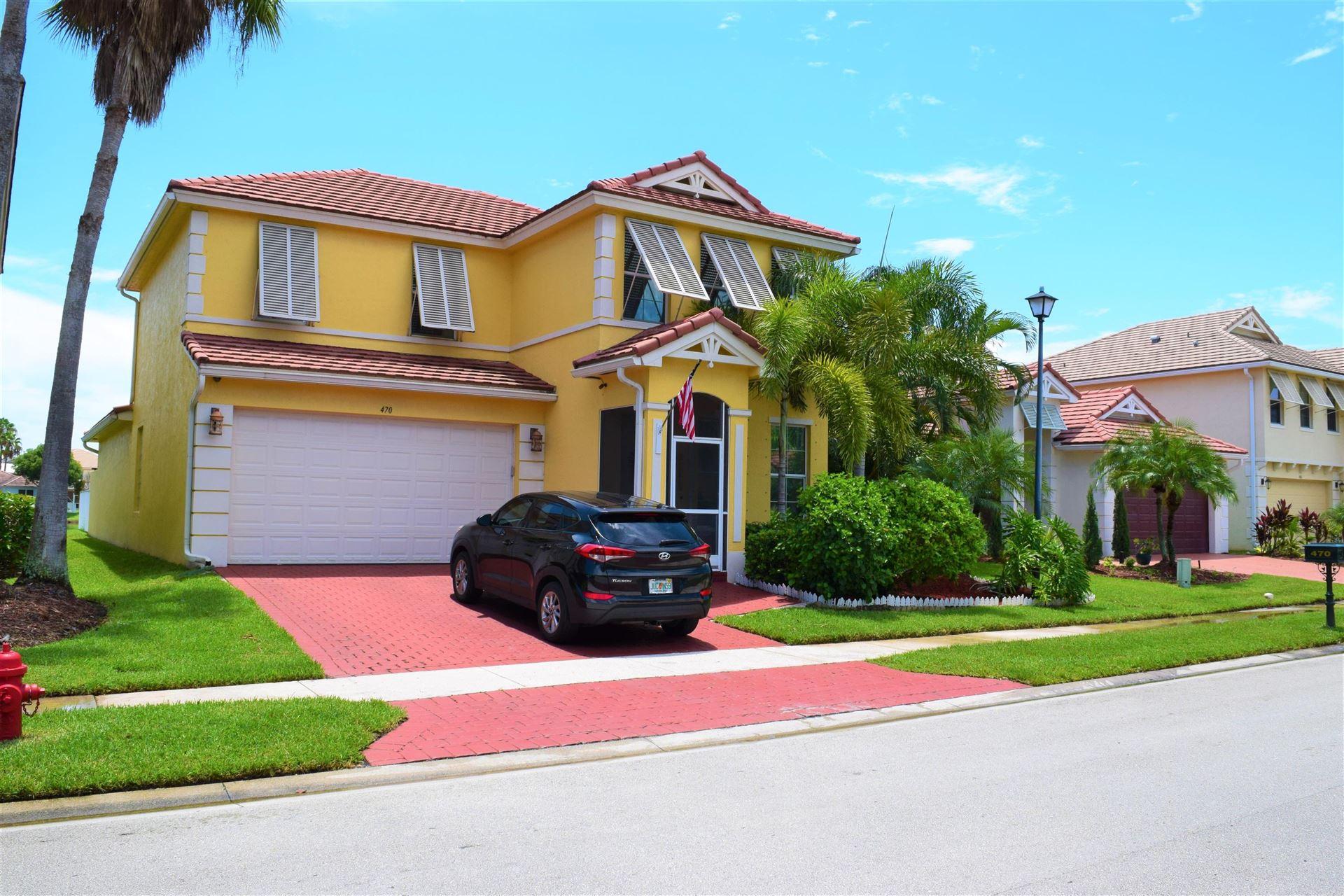 470 Belle Grove Lane, Royal Palm Beach, FL 33411 - MLS#: RX-10734706