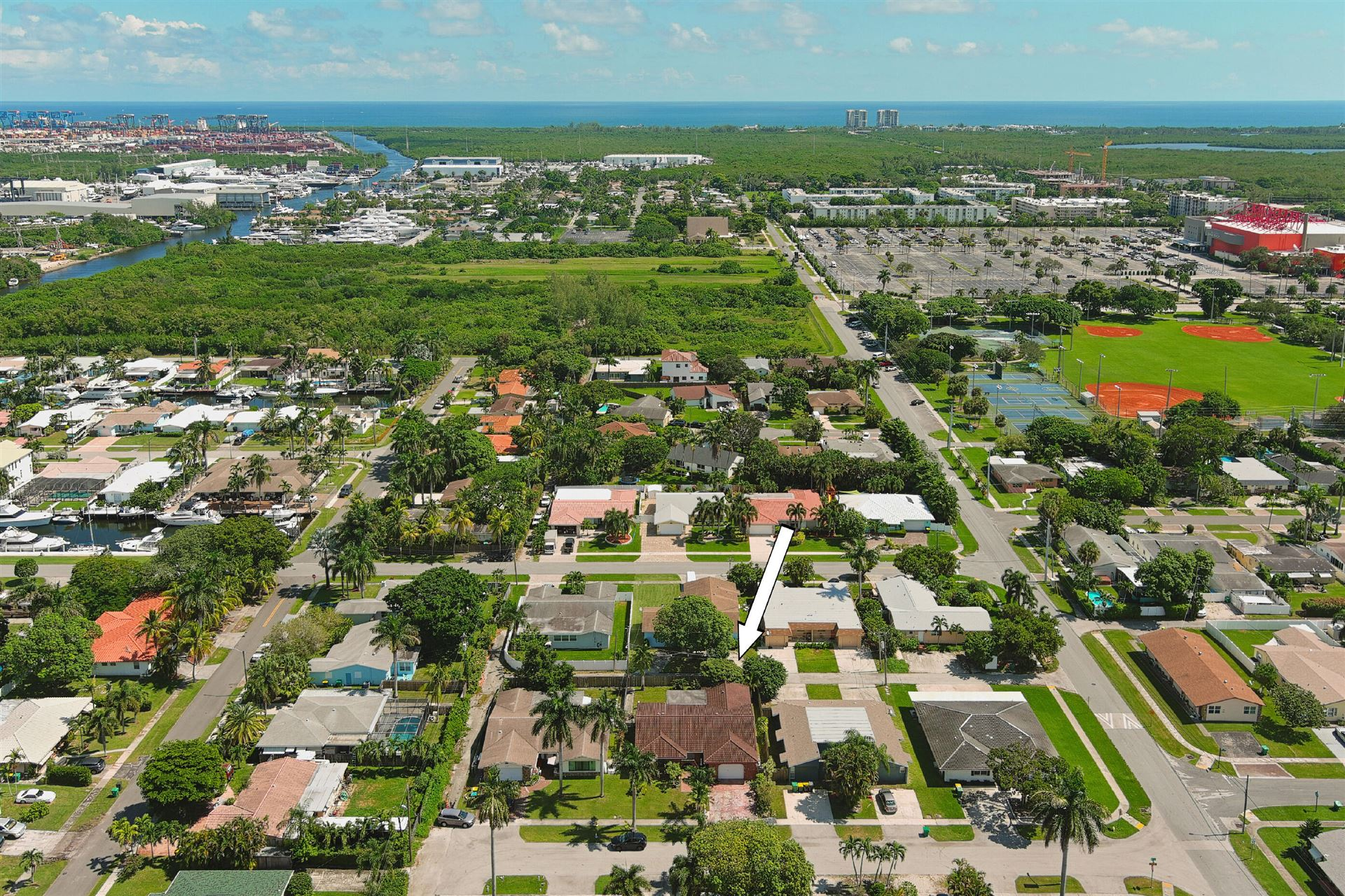 Photo of 210 NE 1st Court, Dania Beach, FL 33004 (MLS # RX-10751706)