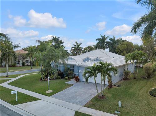 Photo of 12690 Yardley Drive, Boca Raton, FL 33428 (MLS # RX-10693707)