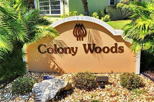 Photo of 5989 Colony Court, Boca Raton, FL 33433 (MLS # RX-10729707)