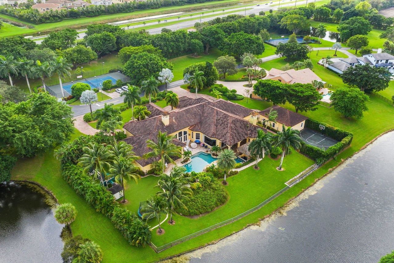 10065 Avenida Del Rio, Delray Beach, FL 33446 - #: RX-10668707