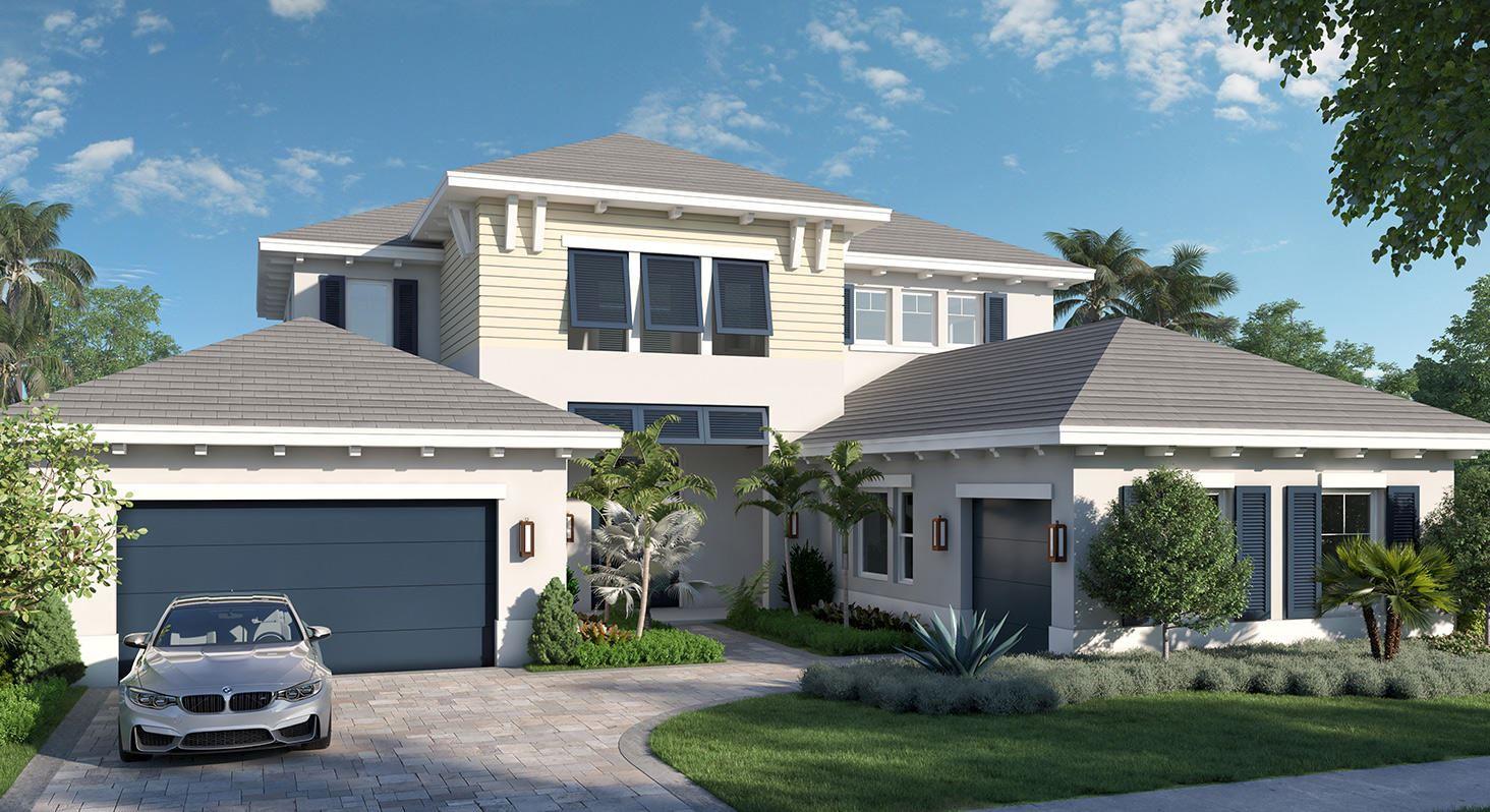 Photo of 9332 Coral Isles Circle, Palm Beach Gardens, FL 33412 (MLS # RX-10685707)
