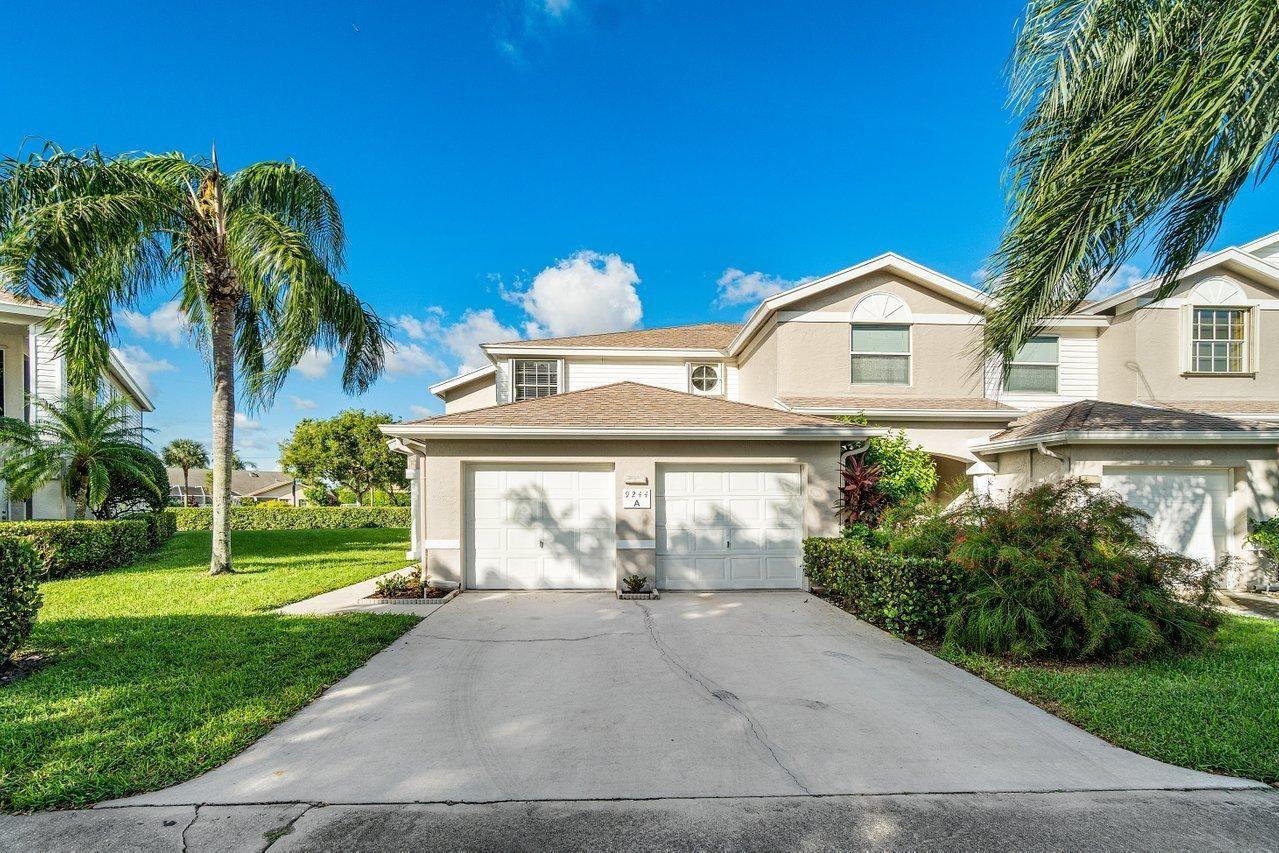 9244 Boca Gardens Parkway #A, Boca Raton, FL 33496 - #: RX-10698707