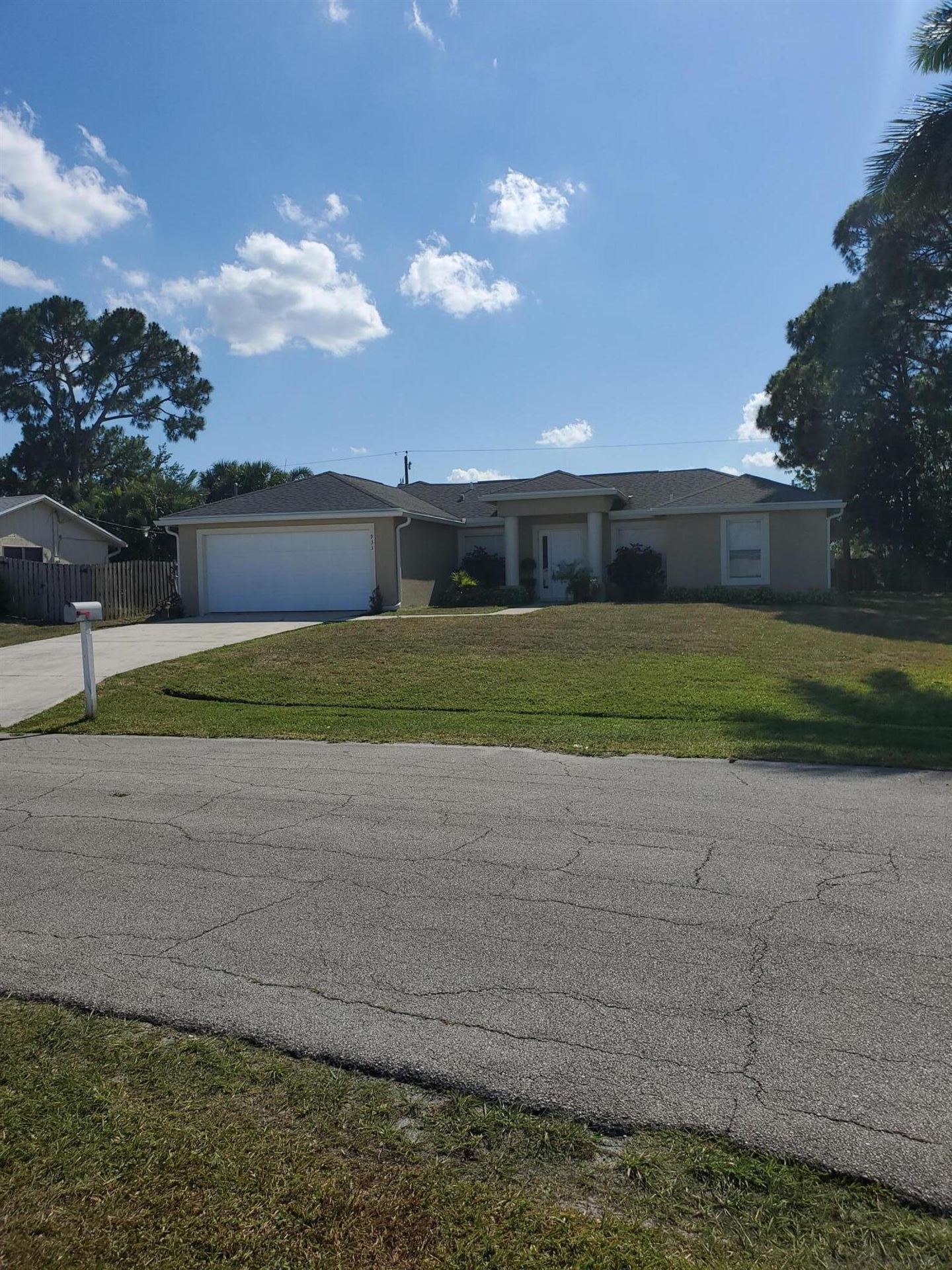933 SW Mccall Road, Port Saint Lucie, FL 34953 - #: RX-10714707