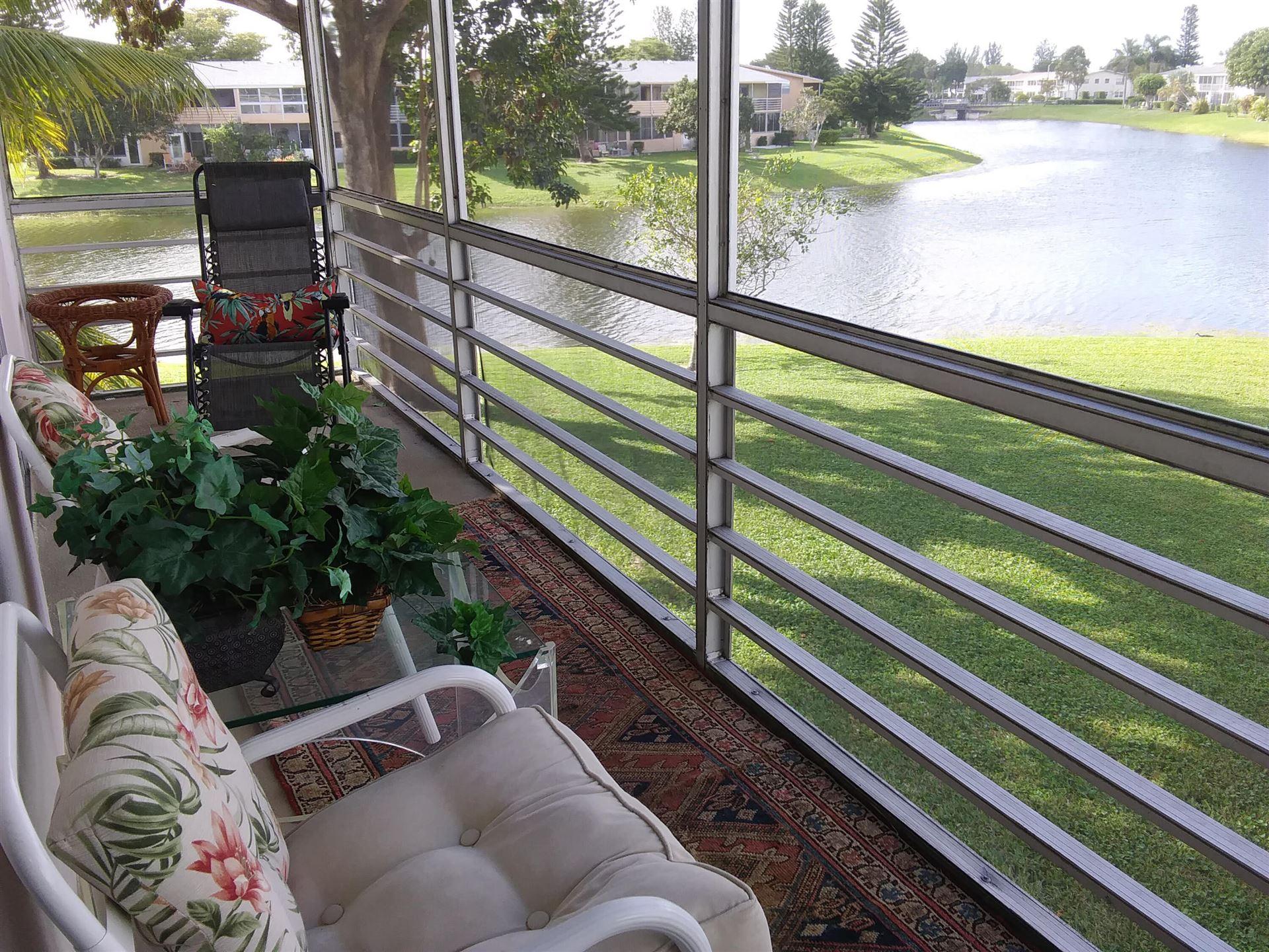 112 Somerset F, West Palm Beach, FL 33417 - MLS#: RX-10720708