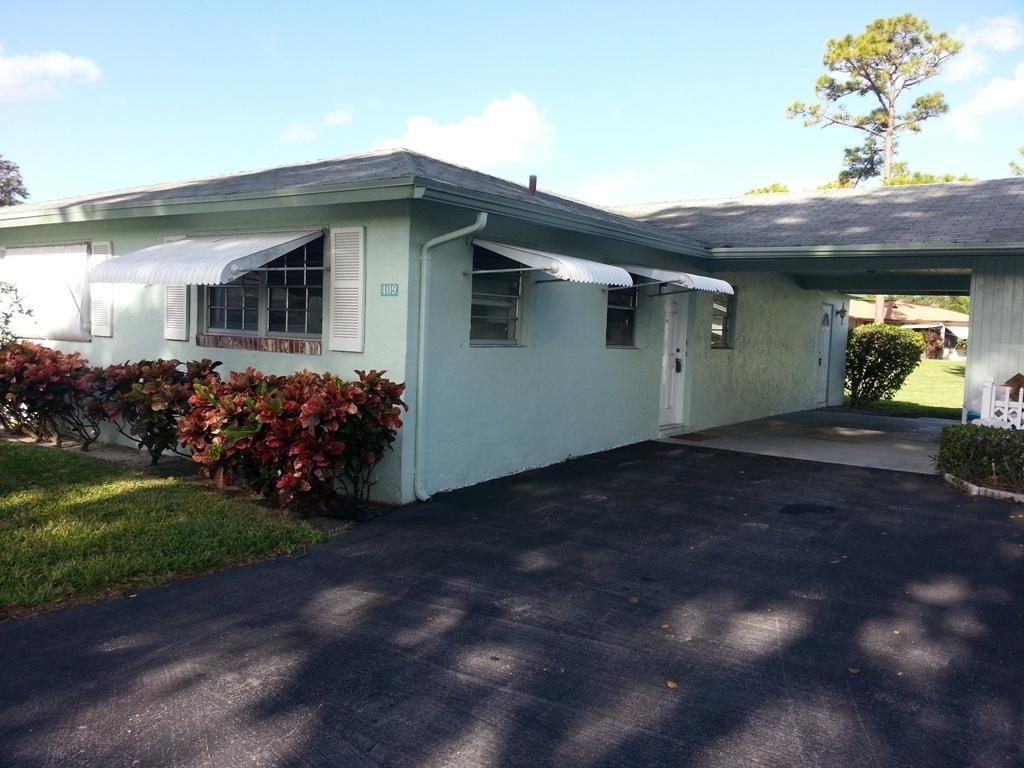 409 Bluebird Lane #409, Delray Beach, FL 33445 - #: RX-10617709
