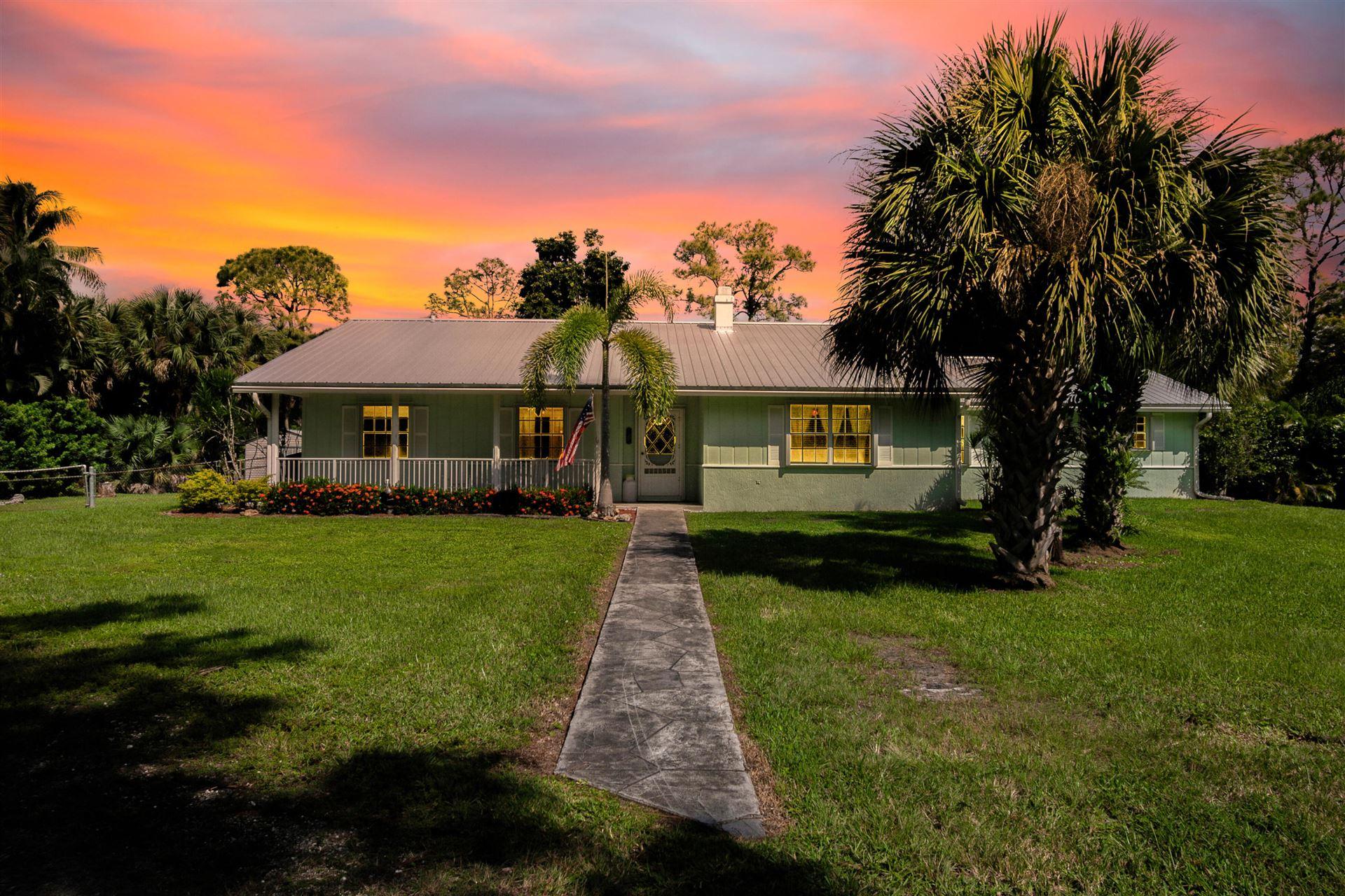 11191 52nd Road N, West Palm Beach, FL 33411 - #: RX-10663709