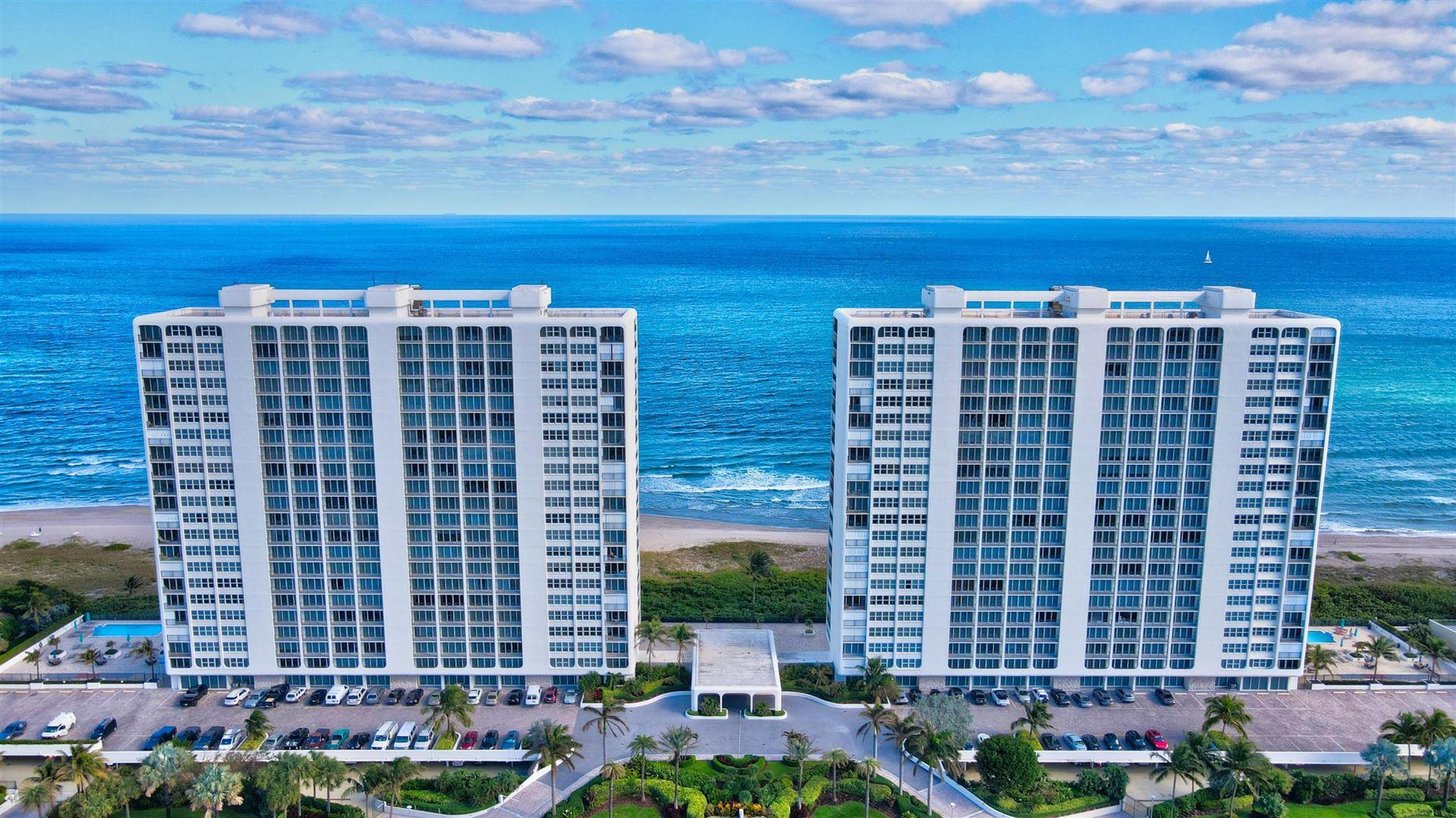 Photo of 2800 S Ocean Boulevard #19b, Boca Raton, FL 33432 (MLS # RX-10675709)