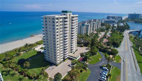 Photo of 750 S Ocean Boulevard #14-N, Boca Raton, FL 33432 (MLS # RX-10488710)