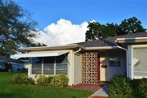 Tiny photo for 1377 High Point Way SW #A, Delray Beach, FL 33445 (MLS # RX-10576710)