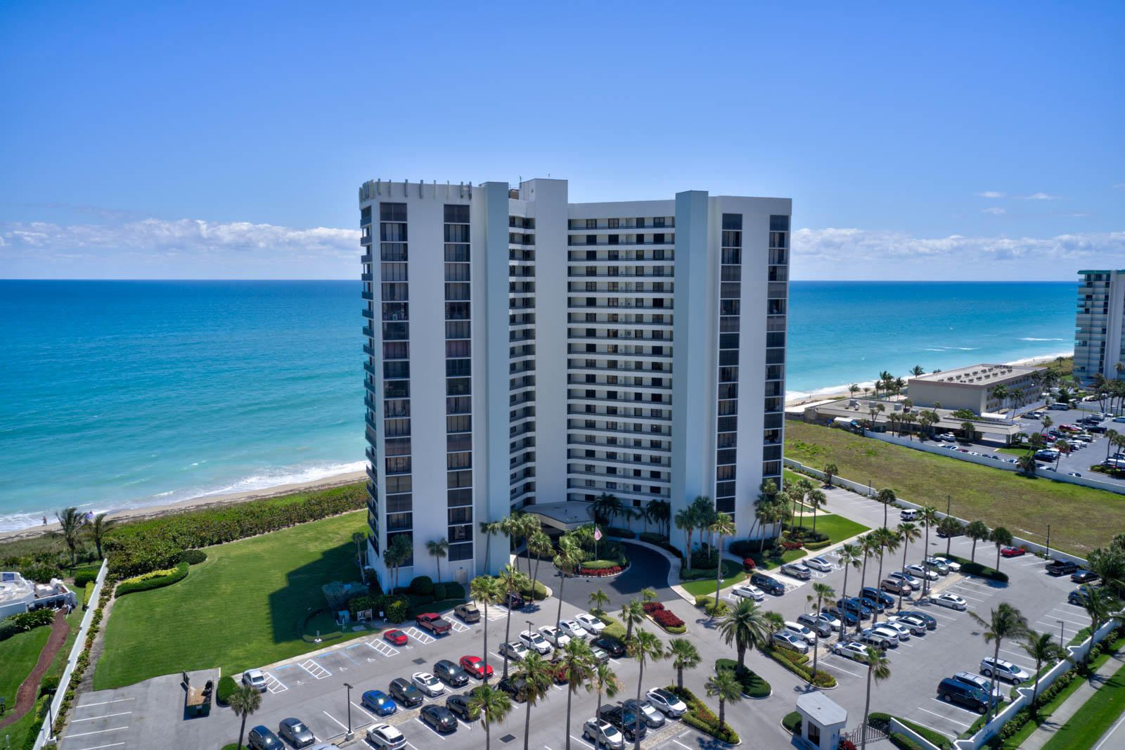 Photo of 9650 S Ocean Drive #1507, Jensen Beach, FL 34957 (MLS # RX-10644710)