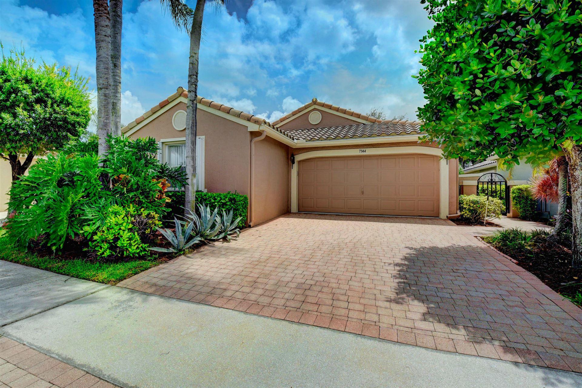 7344 Granville Avenue, Boynton Beach, FL 33437 - #: RX-10647710