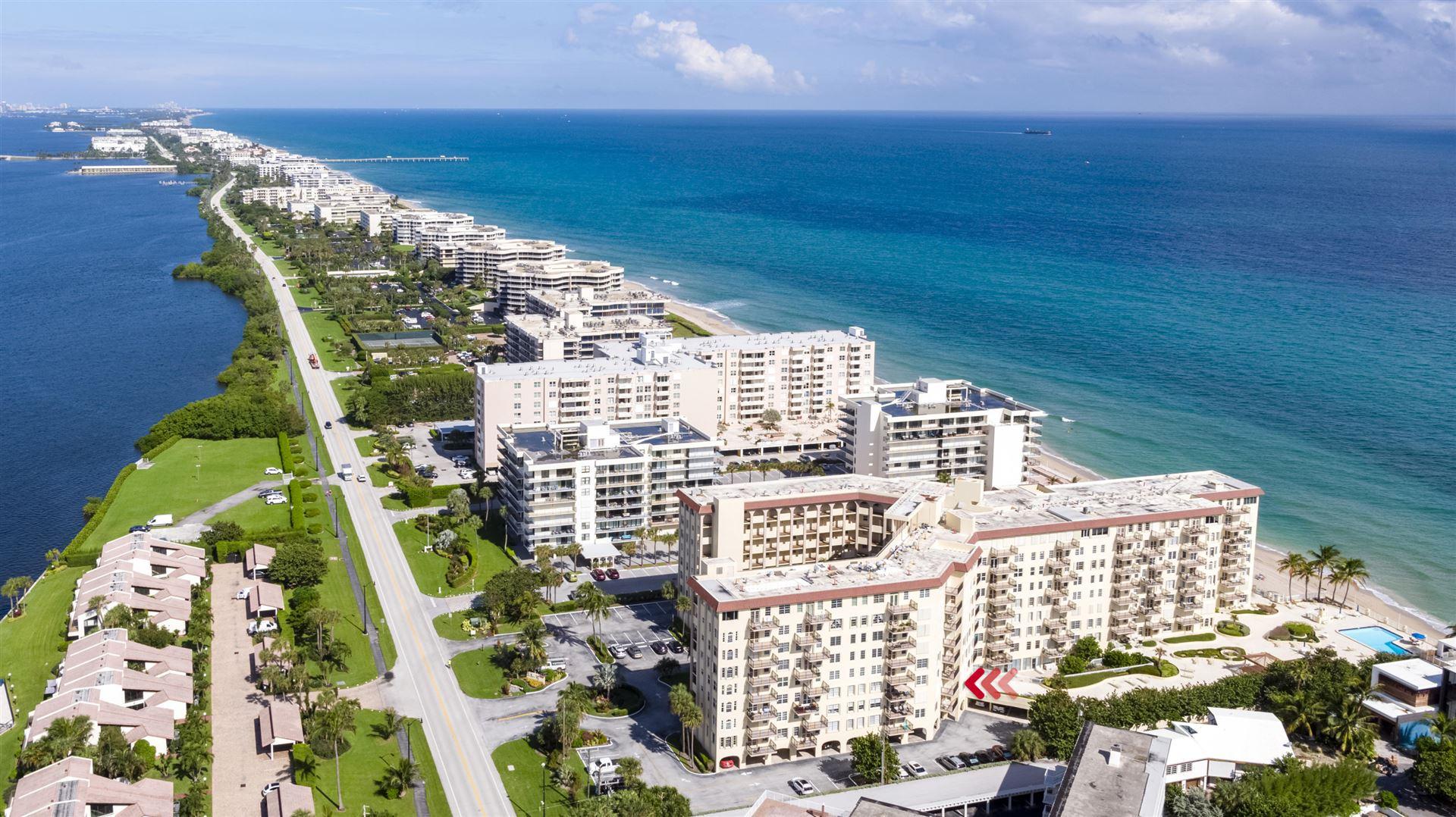 3475 S Ocean Boulevard #203, Palm Beach, FL 33480 - MLS#: RX-10689710