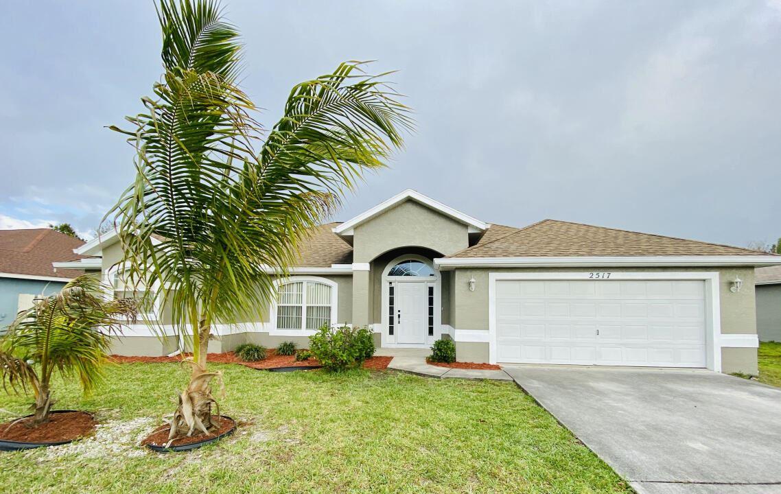 2517 SW Abate Street, Port Saint Lucie, FL 34953 - #: RX-10706710