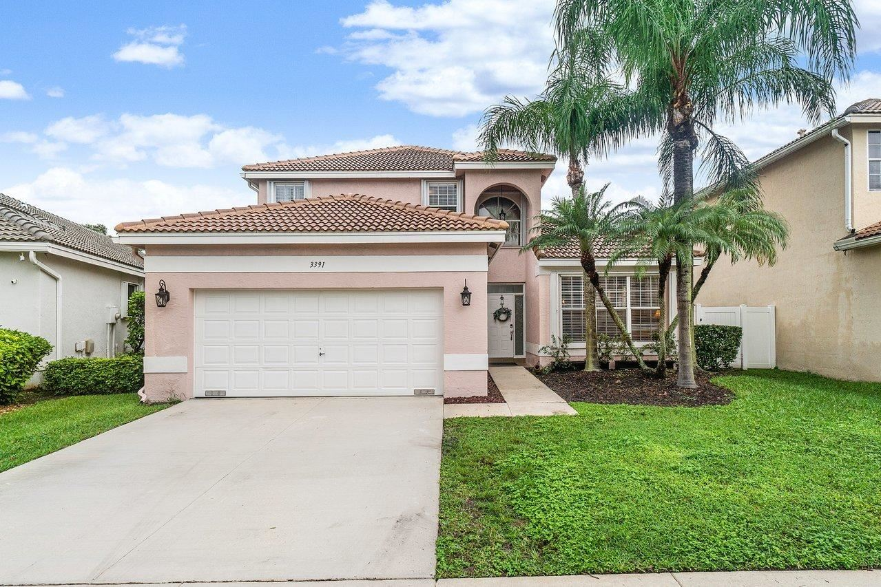 Photo of 3391 Greenview Ter Terrace W, Margate, FL 33063 (MLS # RX-10713710)