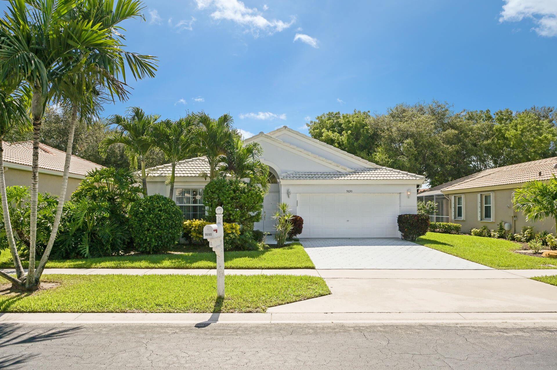 9690 Arbor View Drive N, Boynton Beach, FL 33437 - MLS#: RX-10729710