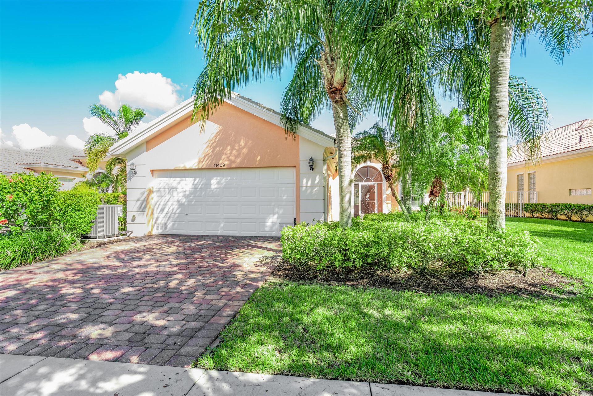 11409 SW Rockingham Drive, Port Saint Lucie, FL 34987 - #: RX-10734710