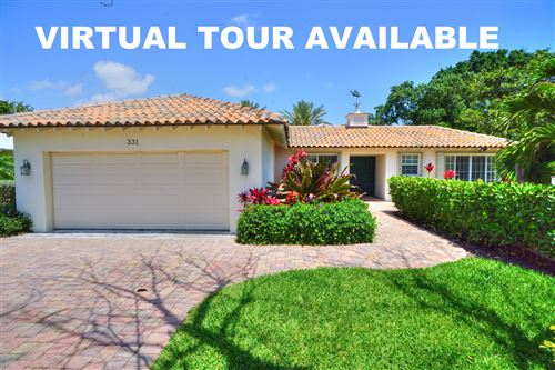 Photo of 331 Sandal Lane, Palm Beach Shores, FL 33404 (MLS # RX-10632711)