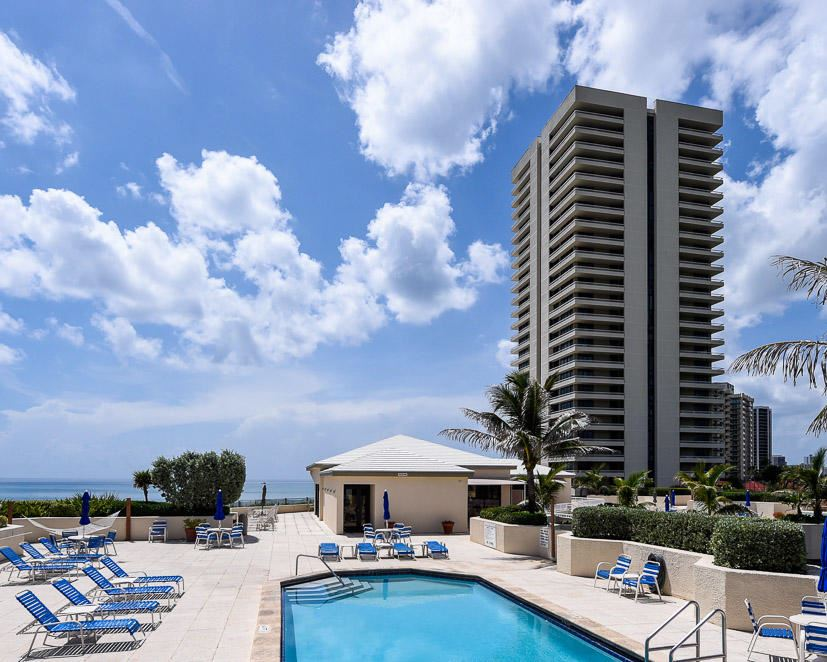 Photo of 5510 N Ocean Drive #24a, Singer Island, FL 33404 (MLS # RX-10665711)