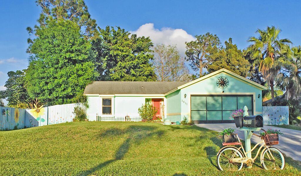 1611 SW Buffum Lane, Port Saint Lucie, FL 34984 - #: RX-10696711