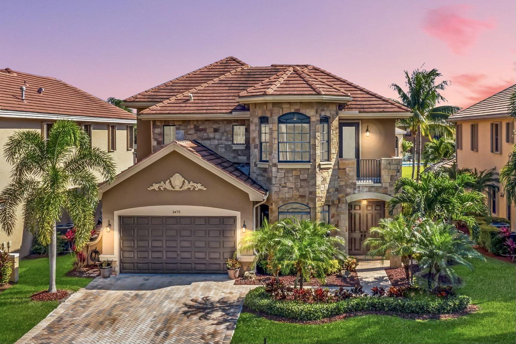 3475 Collonade Drive, Wellington, FL 33449 - #: RX-10706711