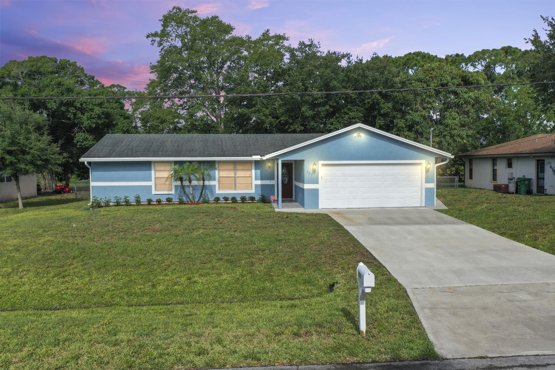 522 NW Avens Street, Port Saint Lucie, FL 34983 - MLS#: RX-10712711