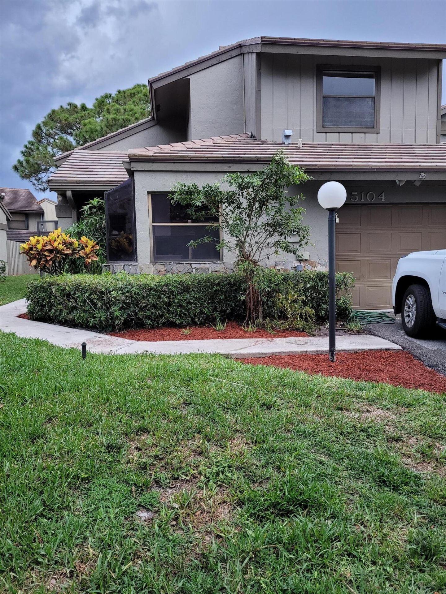 Photo of 5104 Thyme Drive, Palm Beach Gardens, FL 33418 (MLS # RX-10725711)