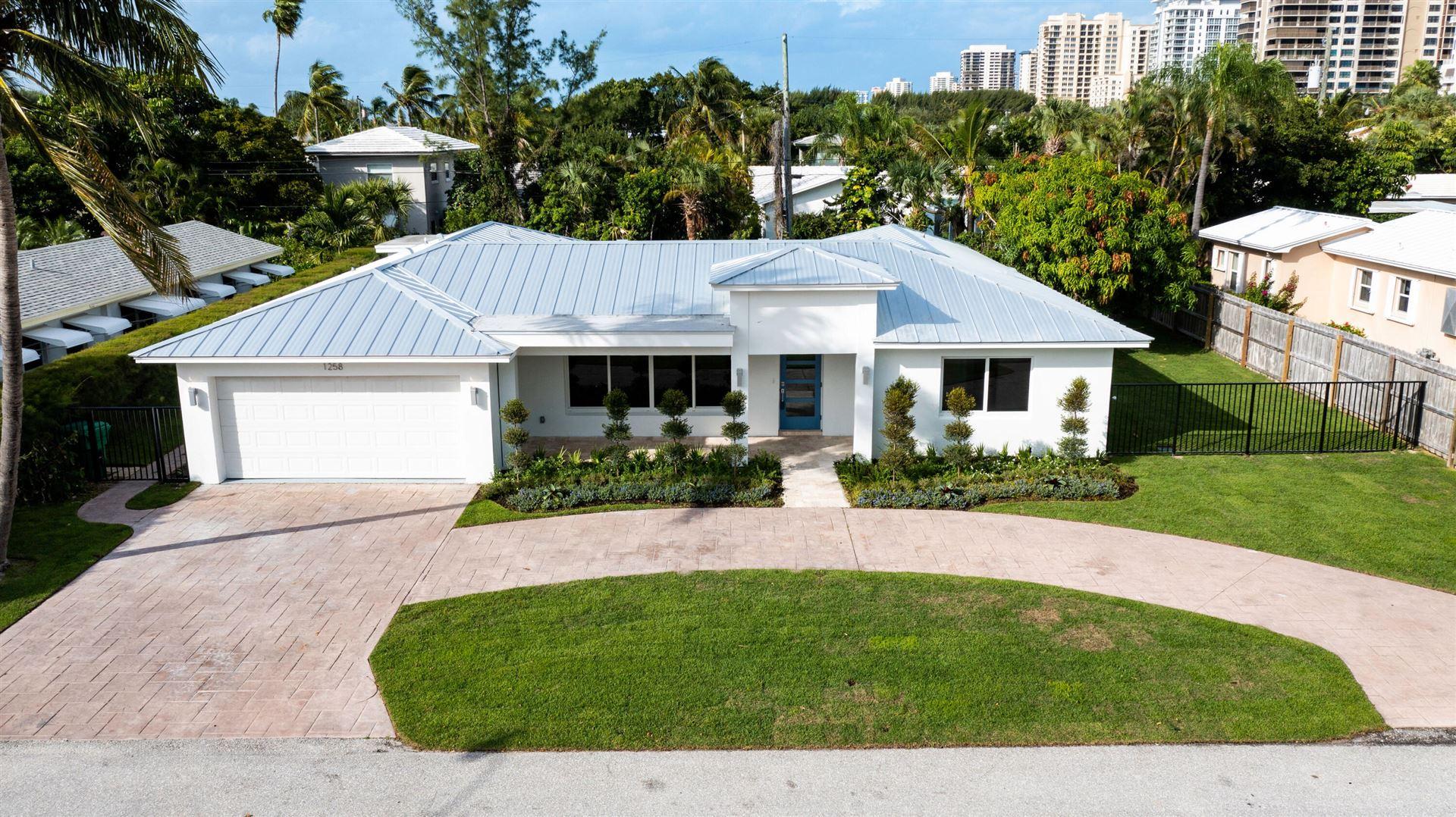 Photo of 1258 Yacht Harbor Drive, Riviera Beach, FL 33404 (MLS # RX-10746711)